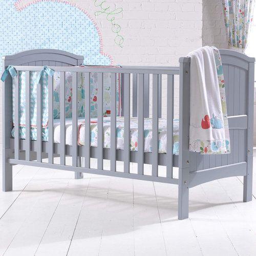 online store 2e1d1 c17b2 Henley Cotbed in Grey | Betty | Nursery furniture, Nursery ...