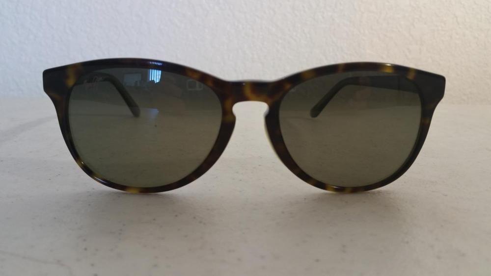 99c34faeadb8 Details about Used Dita Eclipse 20021-B-TKT 58 Sunglasses Tortoise Frame  Brown Gradient Lenses