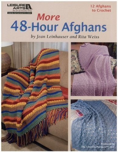 Maggie's Crochet · More 48-Hour Afghans