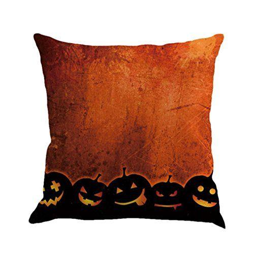 Halloween Pillow Covers 18x18 Gotd