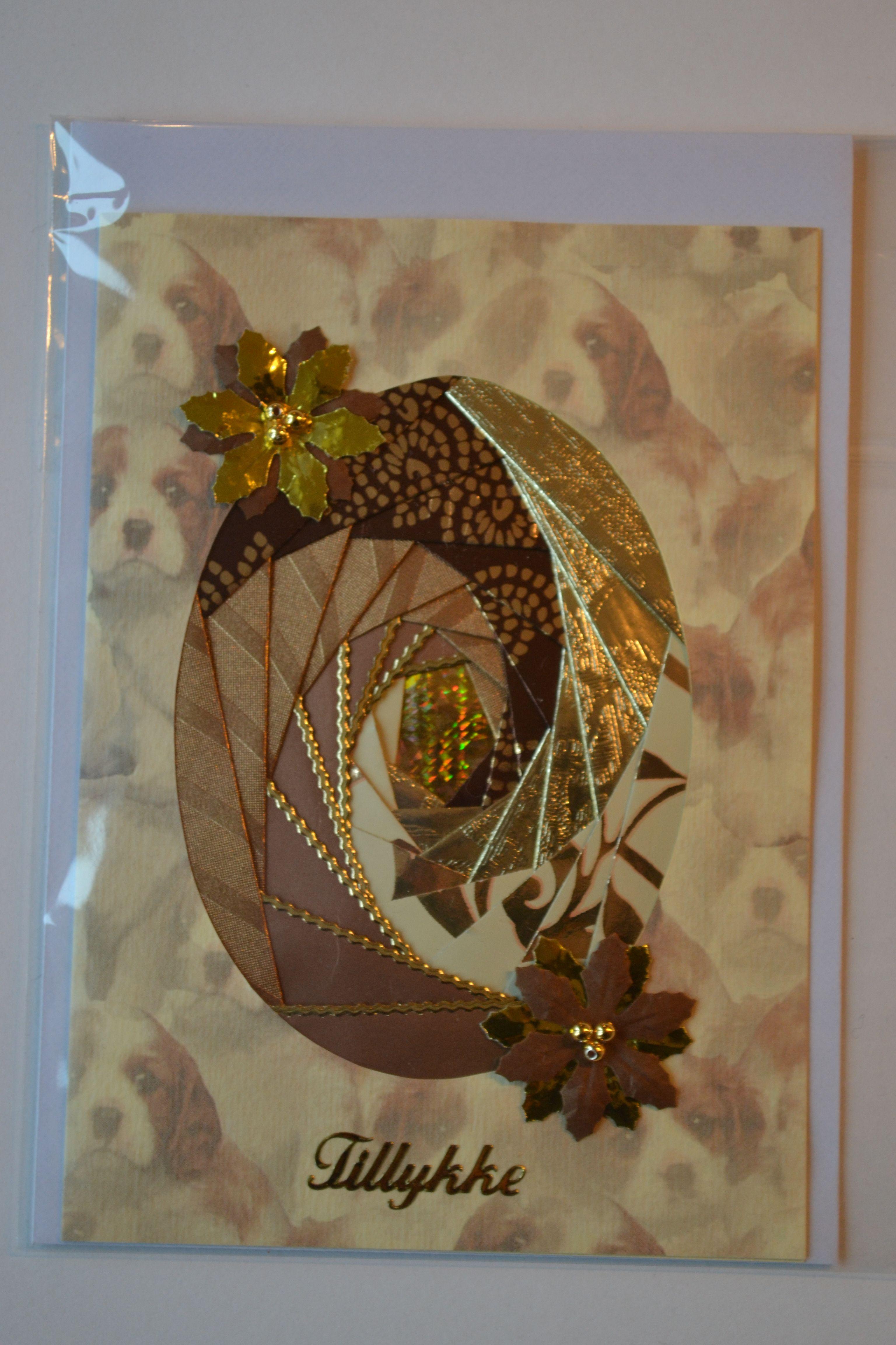 King Charles Cavalier Spaniel Card