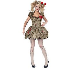 Adult Voodoo Dolly Costume In 2018 Ideas Pinterest Costumes