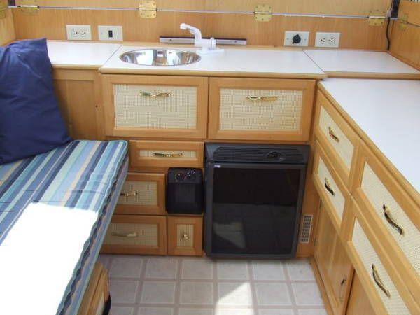 Build Your Own Camper Or Trailer Glen L Rv Plans Camper Glen L Homemade Camper