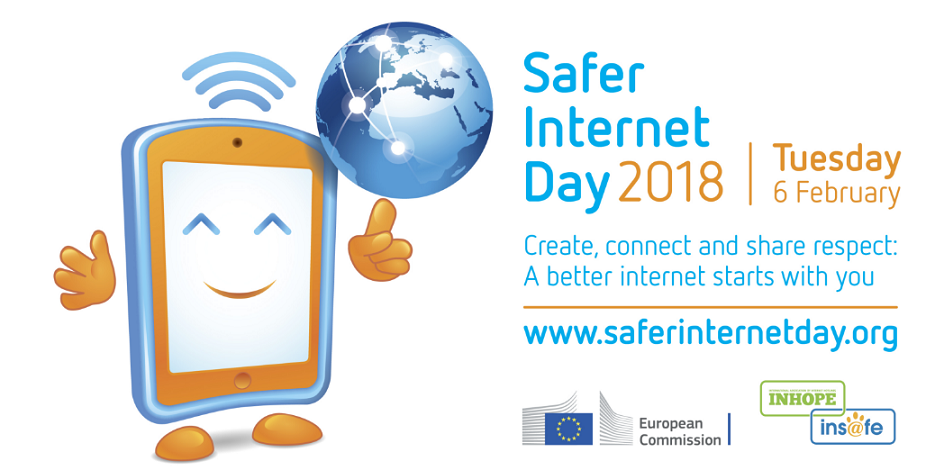 Today Is World Safer Internet Day News Safe Internet Internet Safety Staying Safe Online