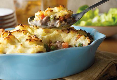 Shepherd S Pie Italiano Campbells Recipes Recipes Food