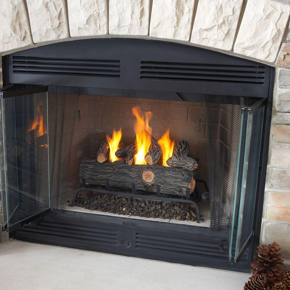 real flame 24 in oak convert to gel fireplace logs 2609 o the rh pinterest com Gel Fireplace Logs Only gel fireplace insert logs
