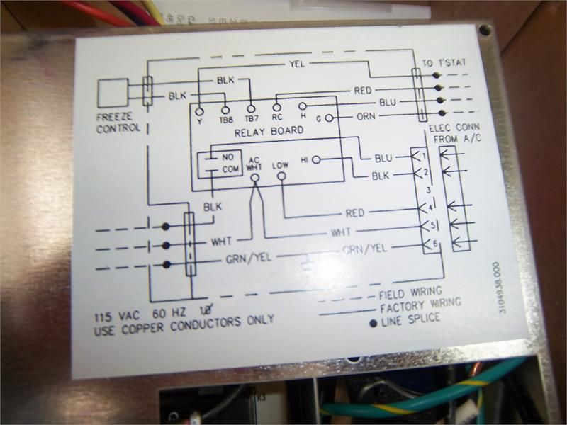 Coleman Mach Rv Ac Parts Free Download Wiring Diagram Schematic Ac Wiring Wire Thermostat Wiring