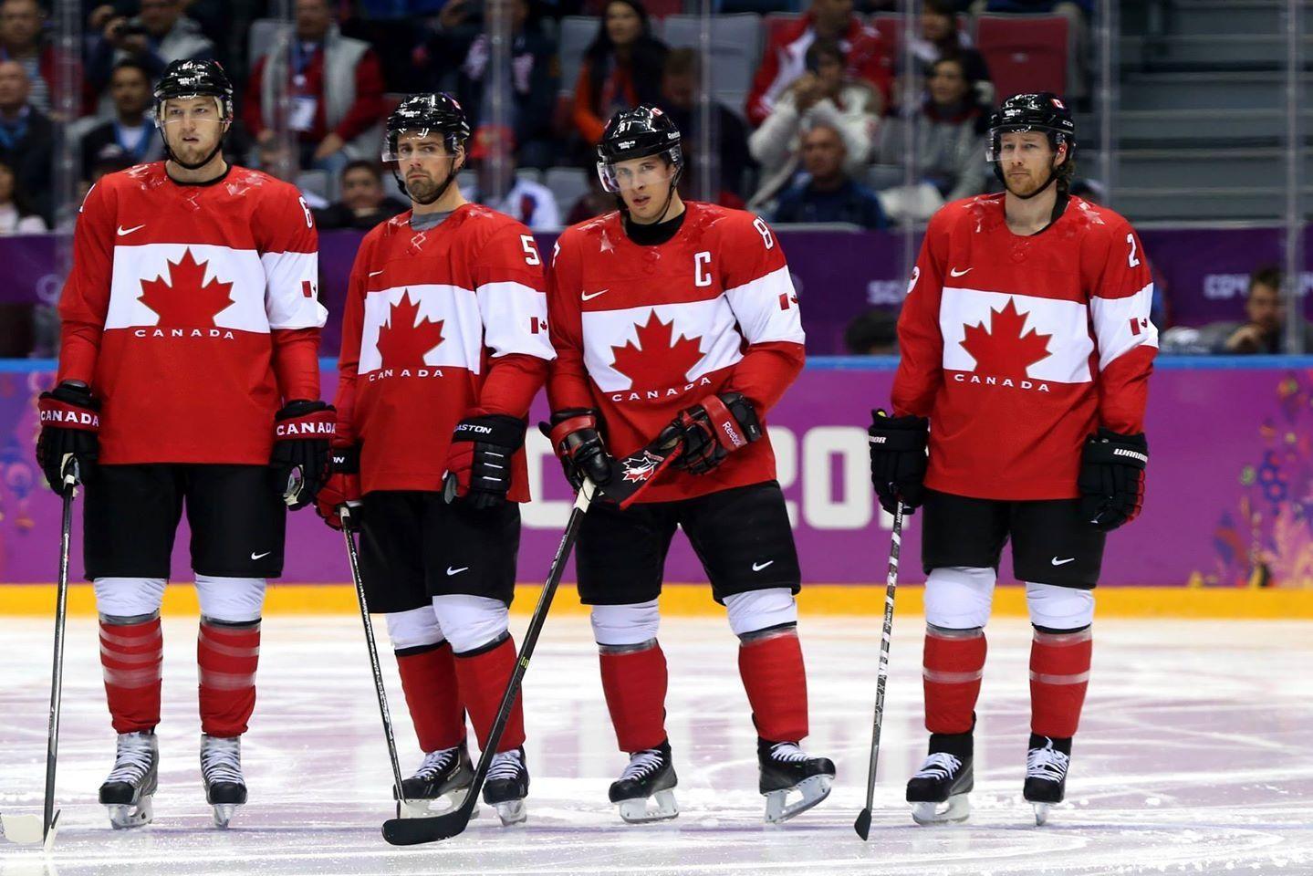 2014 Olympics Team canada hockey, Team canada, Olympic