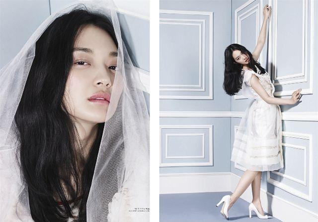 Shin Min Ah – High Cut Magazine