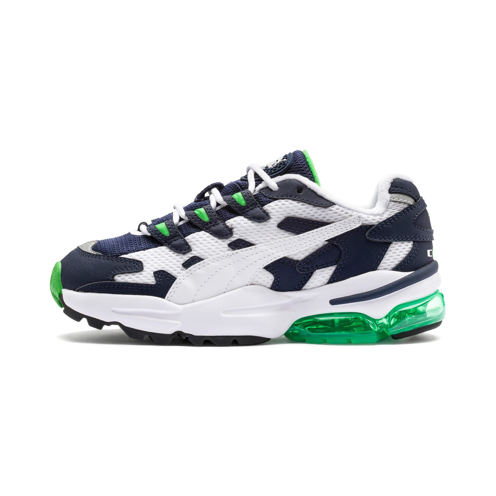 PUMA BENNY HOOPSTER Blanc Toile Chaussures pour homme...