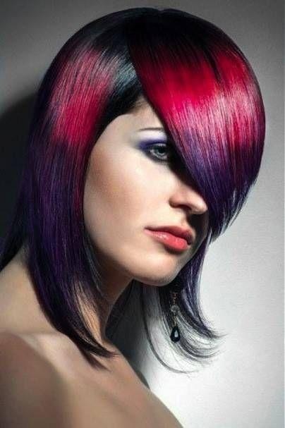 Splashlight hair, la nuova tendenza per la primavera ...