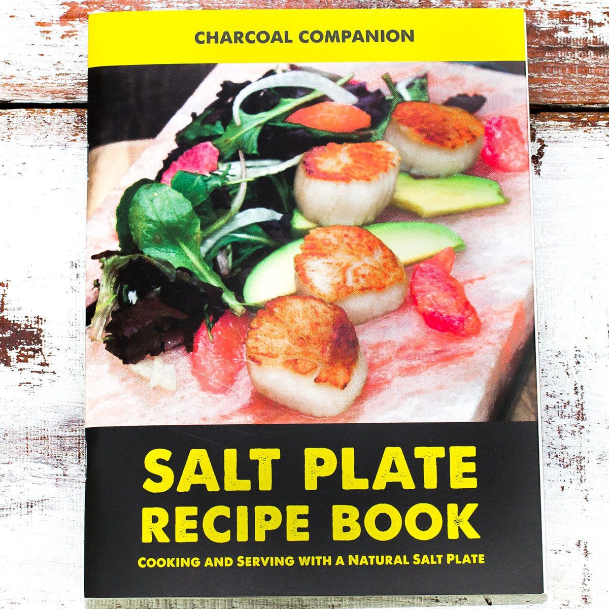 Salt Plate Cookbook