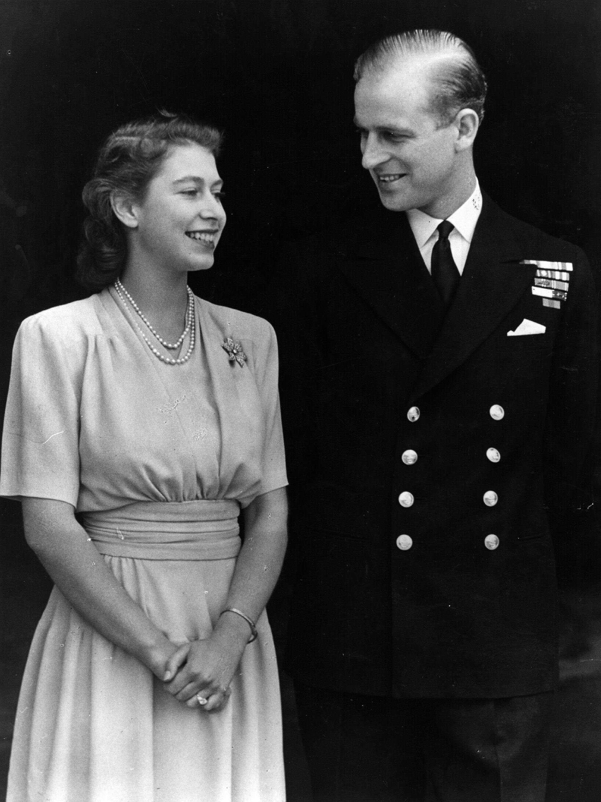 Queen Elizabeth Turns 92! See 15 Vintage Photographs of