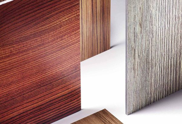 Wooden Aluminium Composite Panel Wooden Aluminium Composite