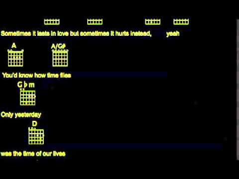 Someone Like You Chords For Guitar Guitar Chords Pinterest