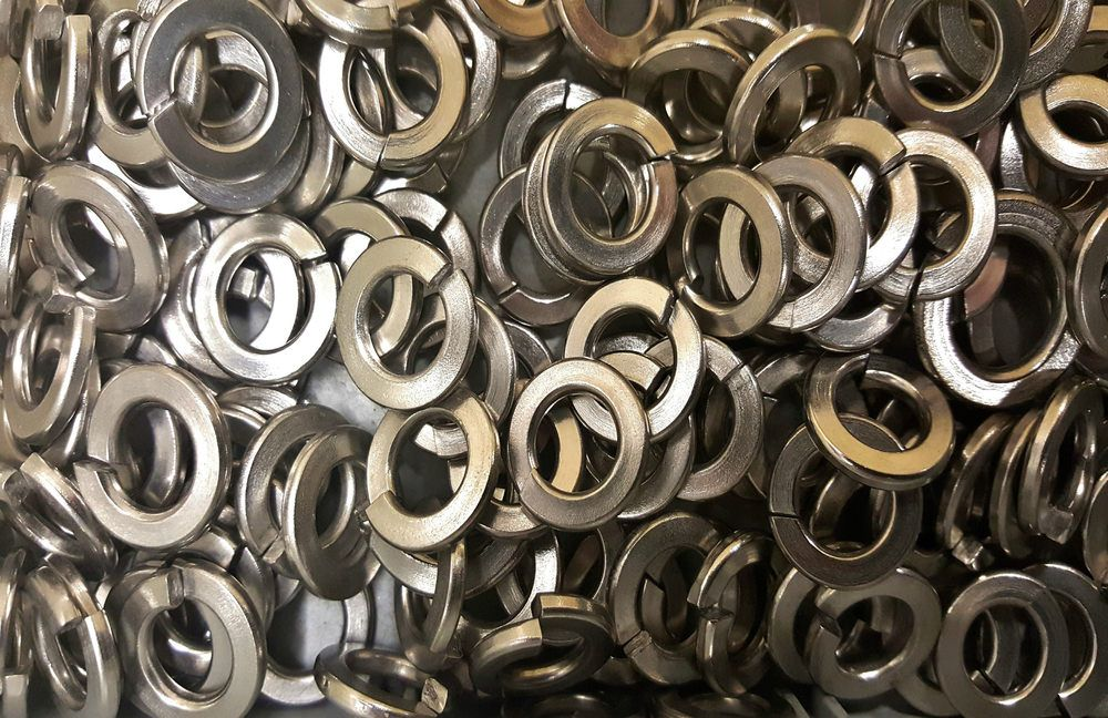 WASHERS STEEL WASHERS TYPES & FORMS & USES