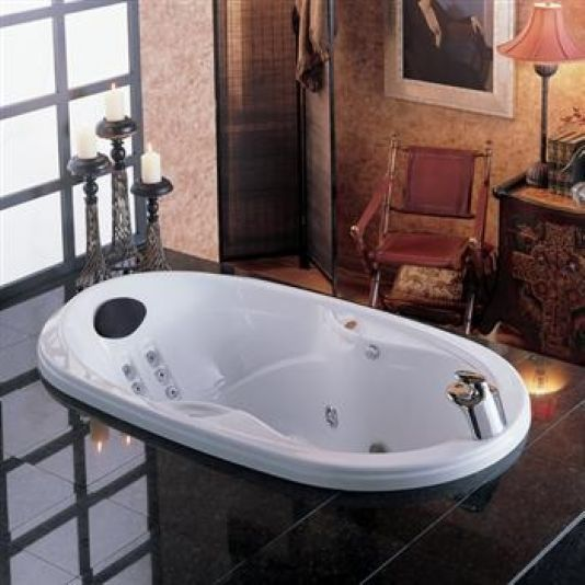Designer Bathtub jason designer collection lx553 premier edition airmasseur