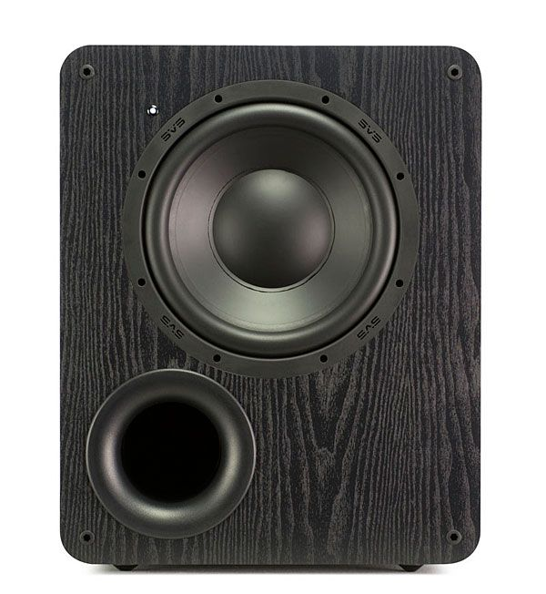 """Sound+Vision SVS PB-1000 Subwoofer review: """"Yep, I could actually feel those subsonic tones, which is something I didn't think I'd ever experience with a 10-inch woofer in a ported cabinet powered by a 300-watt amp."""""""