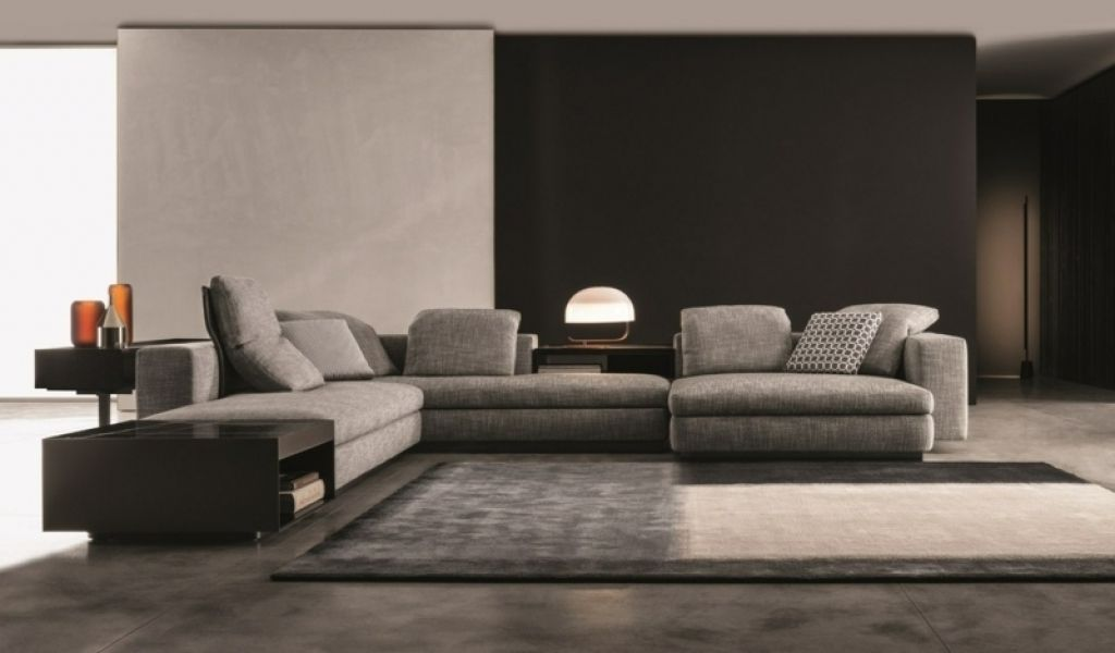 moderne wohnzimmer couch moderne wohnzimmer couch garnitur grau design seymour minotti moderne. Black Bedroom Furniture Sets. Home Design Ideas
