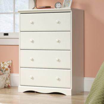 Best Sauder Pogo 4 Drawer Dresser Wooden Bedroom Sauder 400 x 300