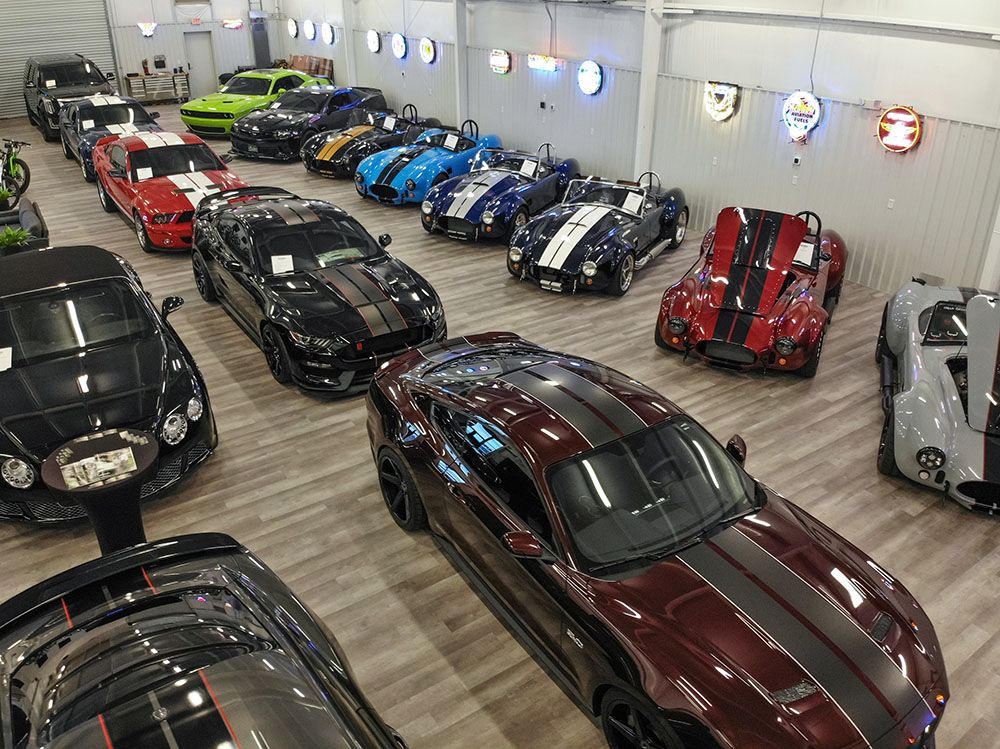 Home Modern Muscle Cars, LLC Used Cars For Sale