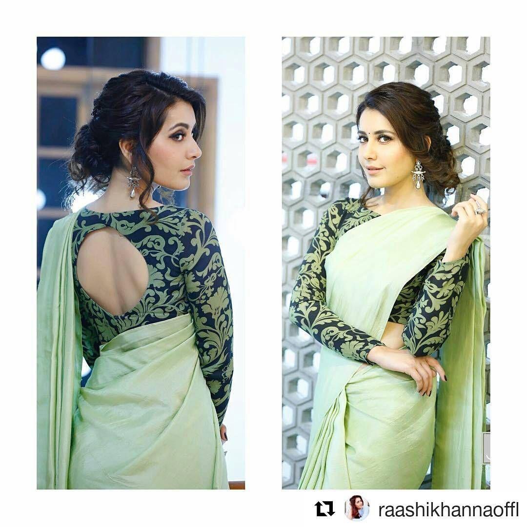 5bd4153f8af1e0 Instagram Sari Design