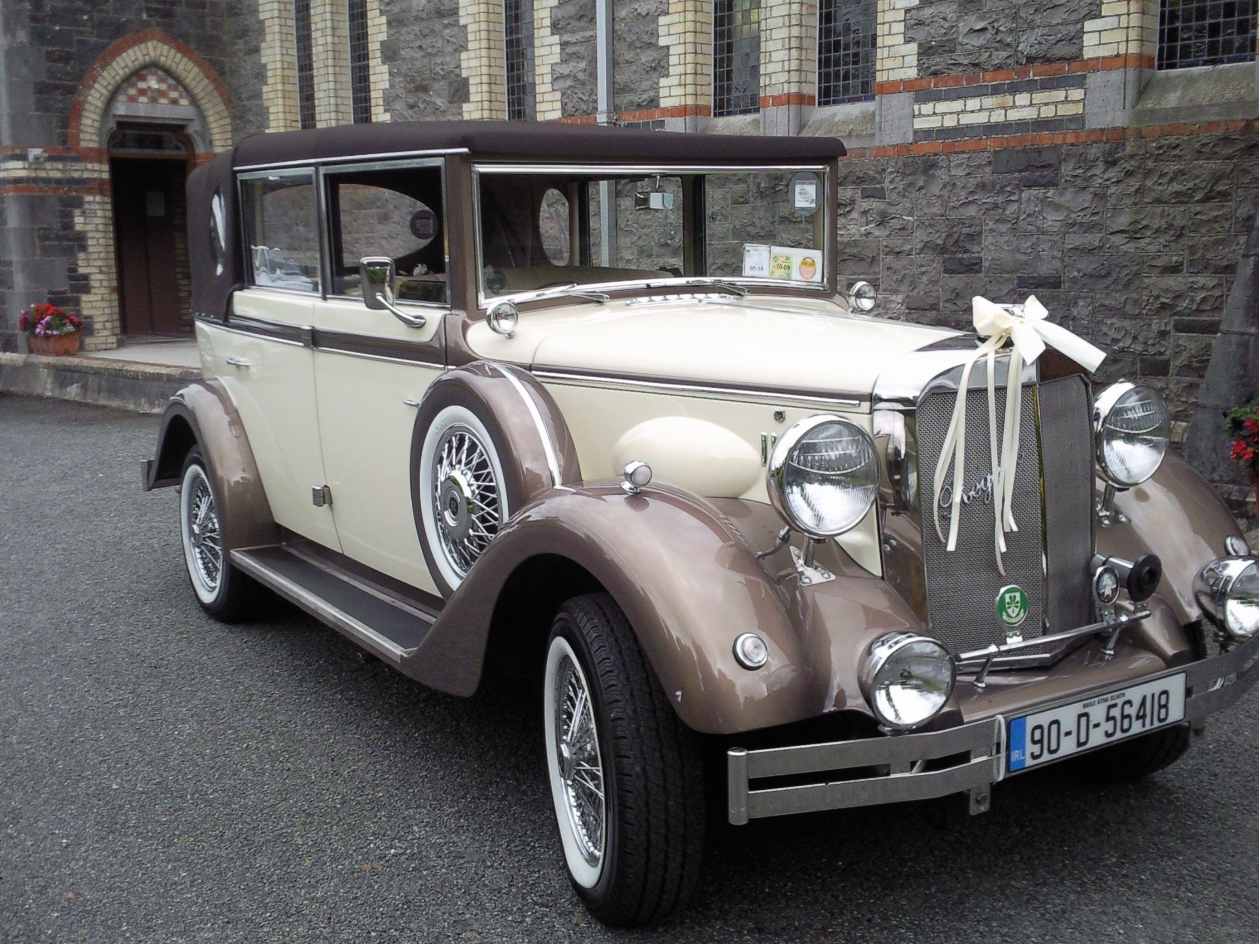 Vintage Wedding Cars Dublin Limos Meath Louth Kildare Car Hire Wedding Car Hire Wedding Car