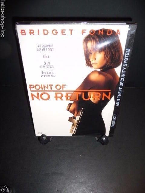 Point of No Return (DVD, 1998) Bridget Fonda  New Sealed