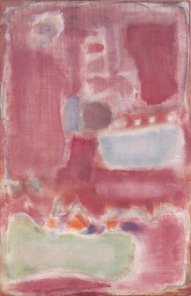 Mark Rothko  Multiforms N. 19  1949