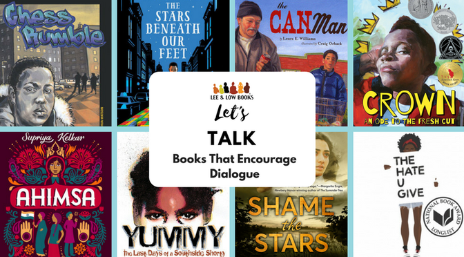 Let's Talk_ Books that Encourage Dialogue Books for