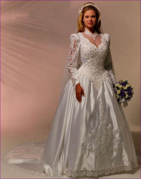 1980's or 1990's | 1980's wedding dress