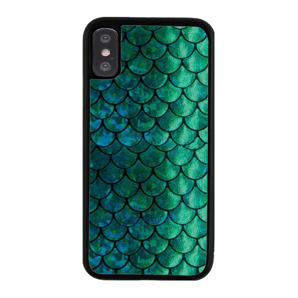 outlet store 83553 16346 BleuReign(TM) Pretty Green And Blue Mermaid Scales TPU RUBBER ...