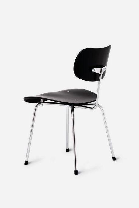 Minimal Furniture Design | Eiermann Chair SE 68 | Simplicity U0026 Minimalism  || This Is