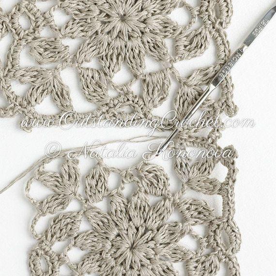 Crochet Bag PATTERN - Twilight - Purse, Shoulderbag, Messenger ...