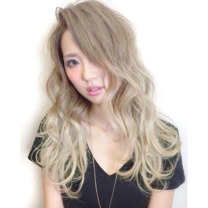 Ash Blonde Hair Dye Asian Jpg 700 700 Pixels Blonde Asian Hair