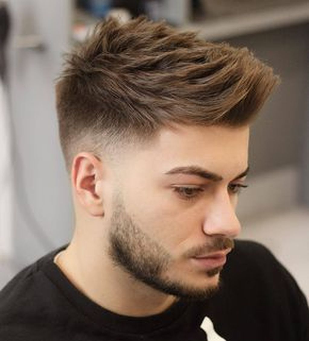 20+ Lovely Haircuts Ideas For Men That Looks Elegant