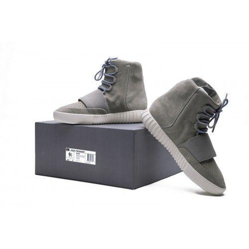 Goedkoop Adidas Yeezy impulsar 750 Boost Grijs b35309 Heren schoenen