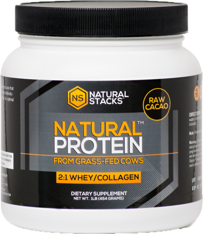 Natural Protein Whey Collagen 1lb Grass Fed Whey Protein Natural Protein Powder Natural Protein