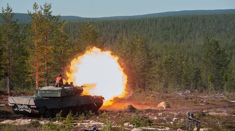 Thousands of troops prepare for Lapland war games