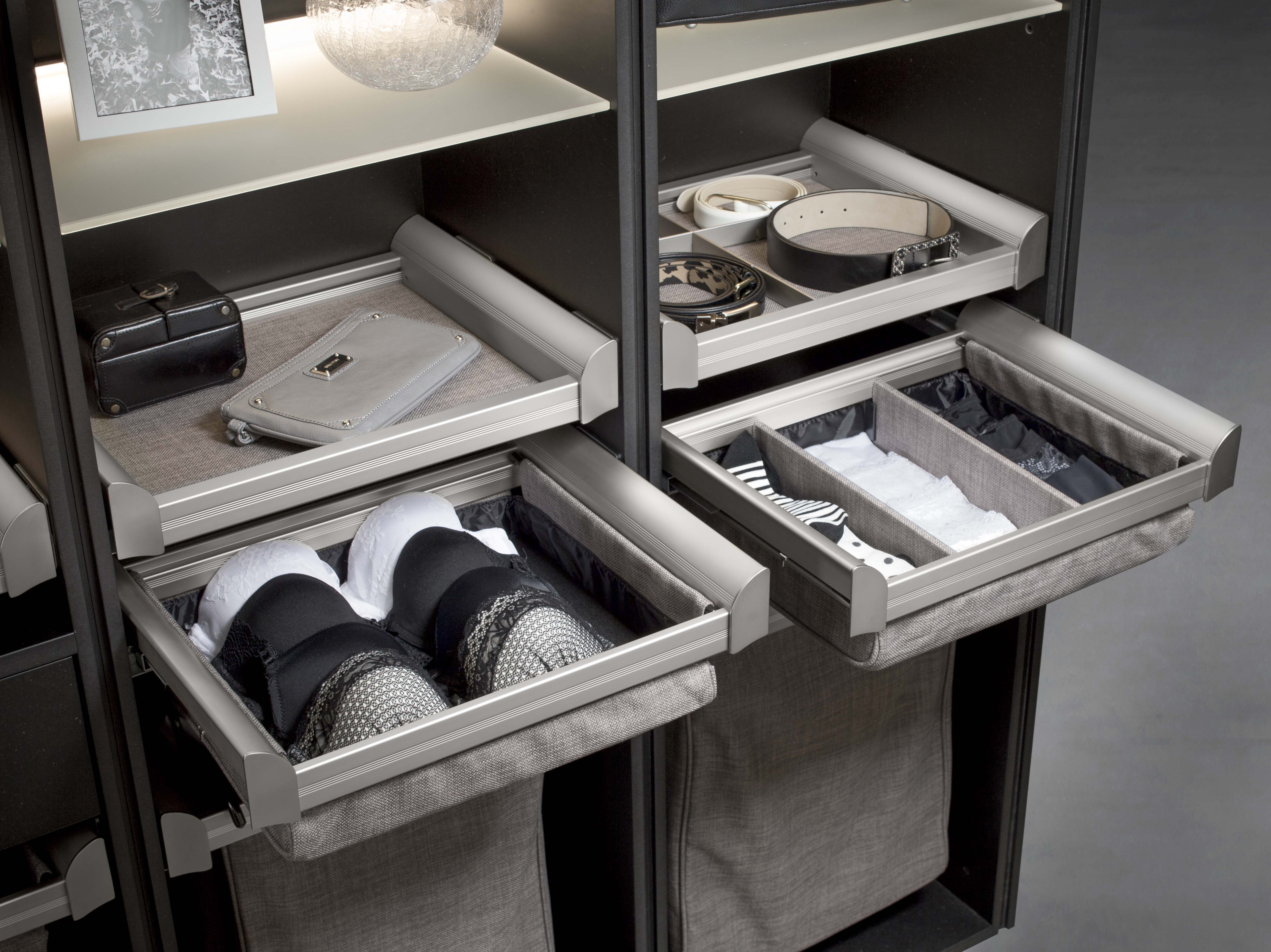 Hafeleu0027s Modular, Custom Closet System Engages Customers With Easy  Solutions | Woodworking Network