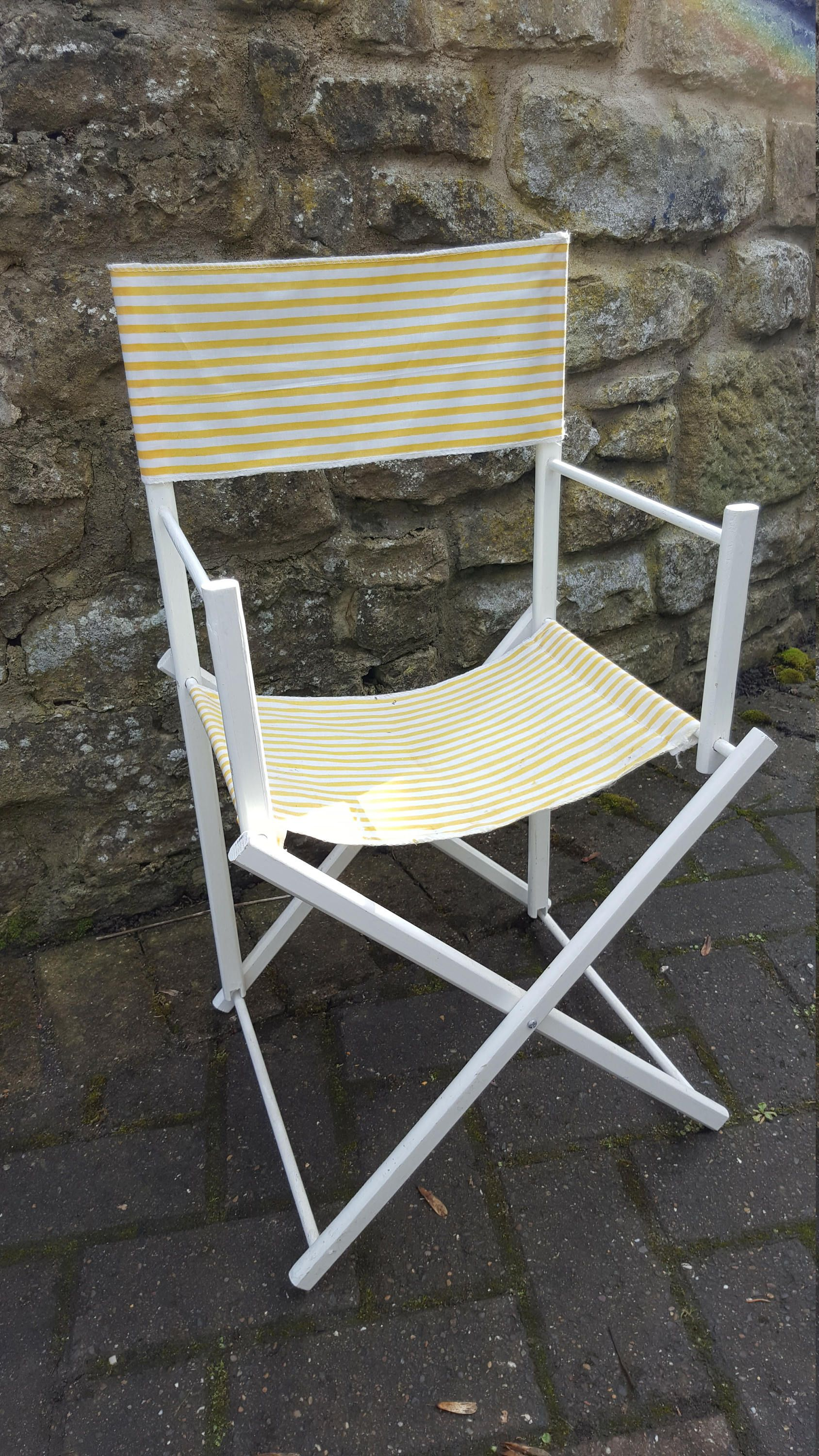 French Childs Folding Chair Childs Director Chair Childs Garden