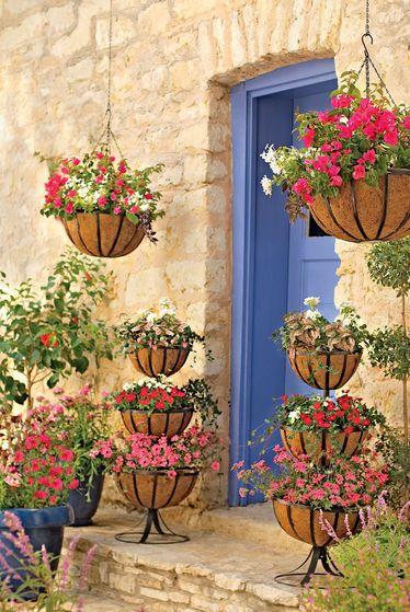 Best Aquasav Hanging Basket Liners Gardener S Supply 400 x 300