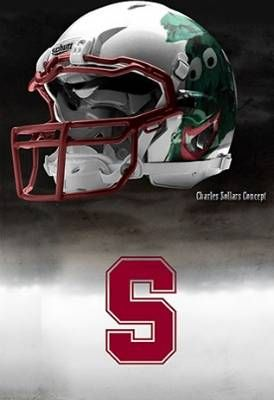 Pin By Unisunn 144 College Football B On Stanford University Cardinal Football Helmets Stanford Football Cool Football Helmets