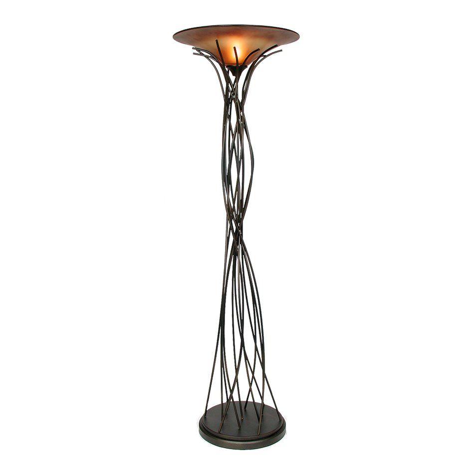 Van Teal 531481 Live To Light Torchiere Floor Lamp Atg Stores Torchiere Floor Lamp Floor