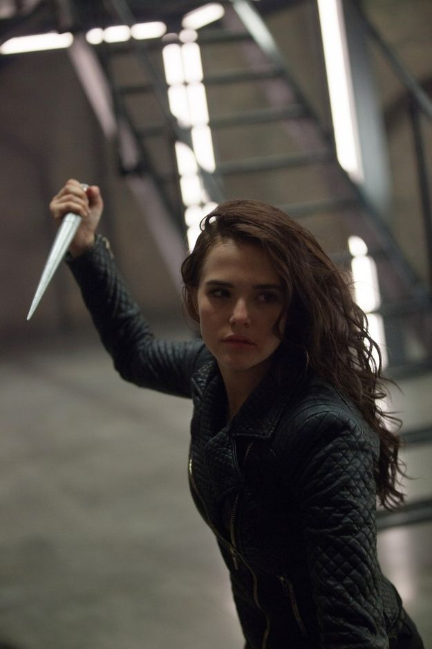 16 Things We Learned About The Vampire Academy Series From Author