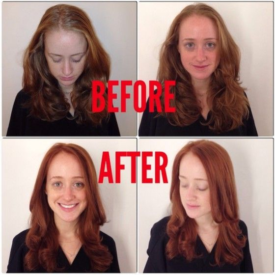 how to keep red violet hair from fading