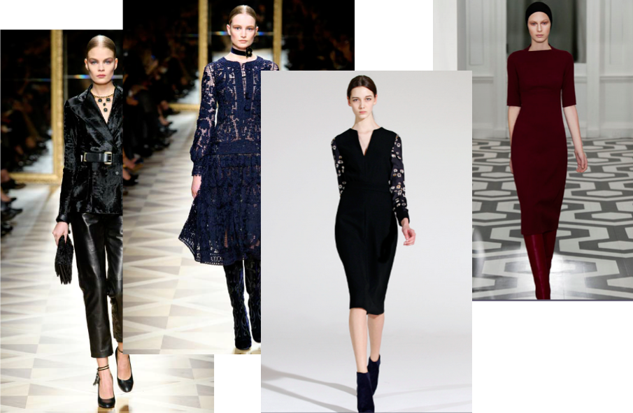 [#LifeStyle] Fall 2012 #Fashion We Love  via @TechAlNissa #VictoriaBeckham #SalvatoreFarragamo #GCC