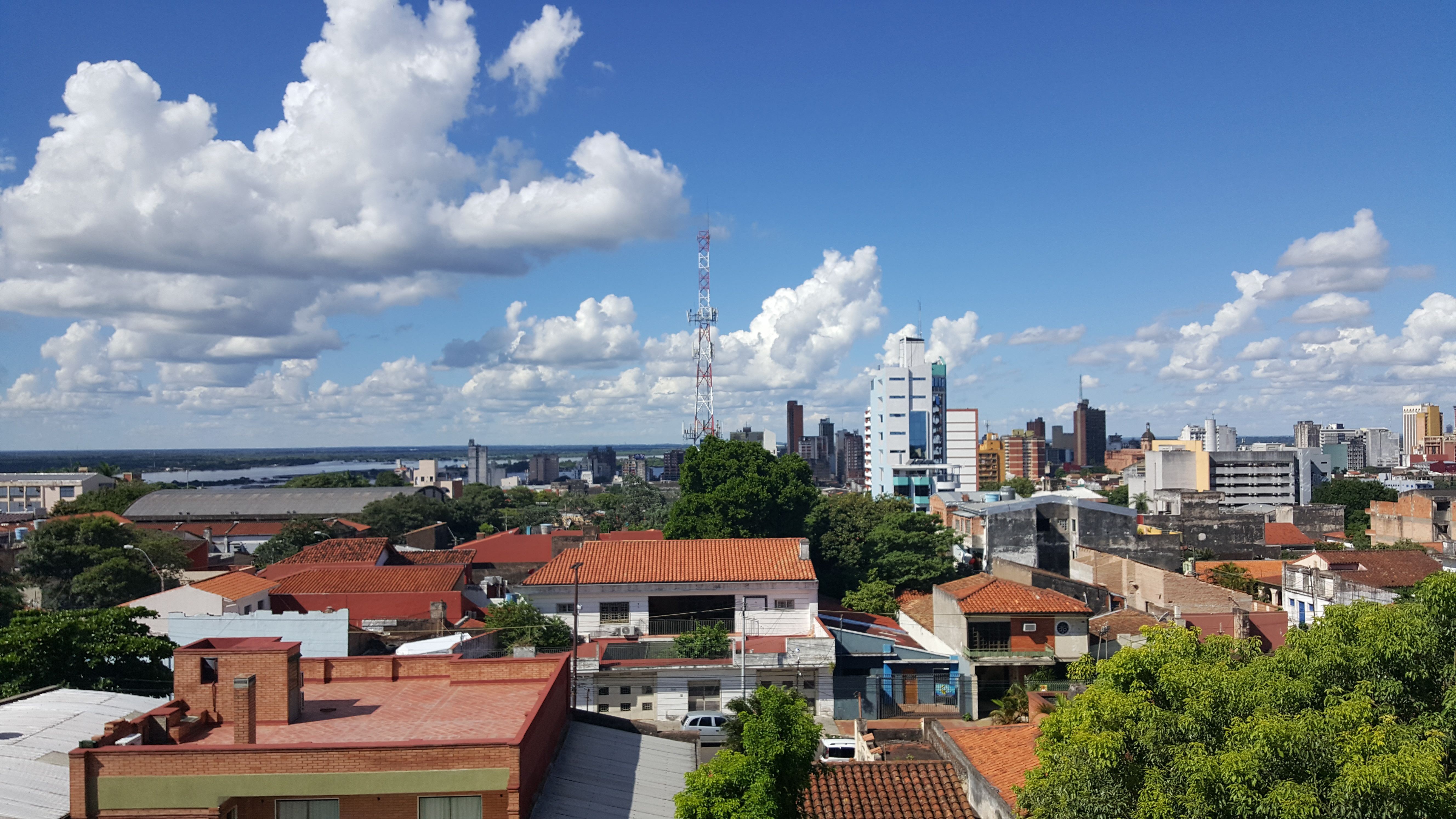 Asuncion The Land Of Terere Beautiful Places Travel Health