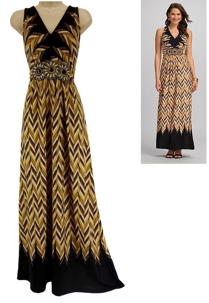 Chevron XL in Maxi Dresses