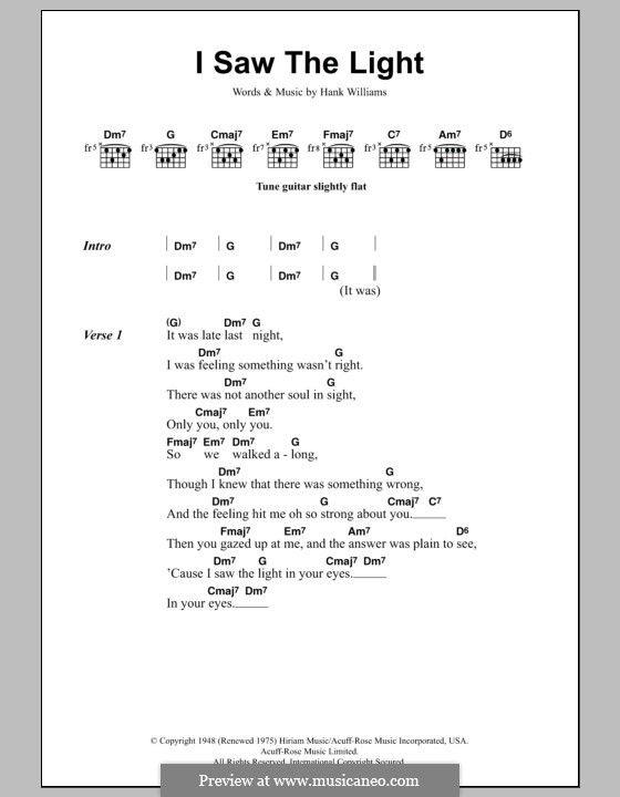 Todd Rundgren I Saw The Light Lyrics And Chords Music I Love